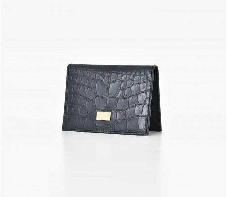 Cardholder Nacre - Black