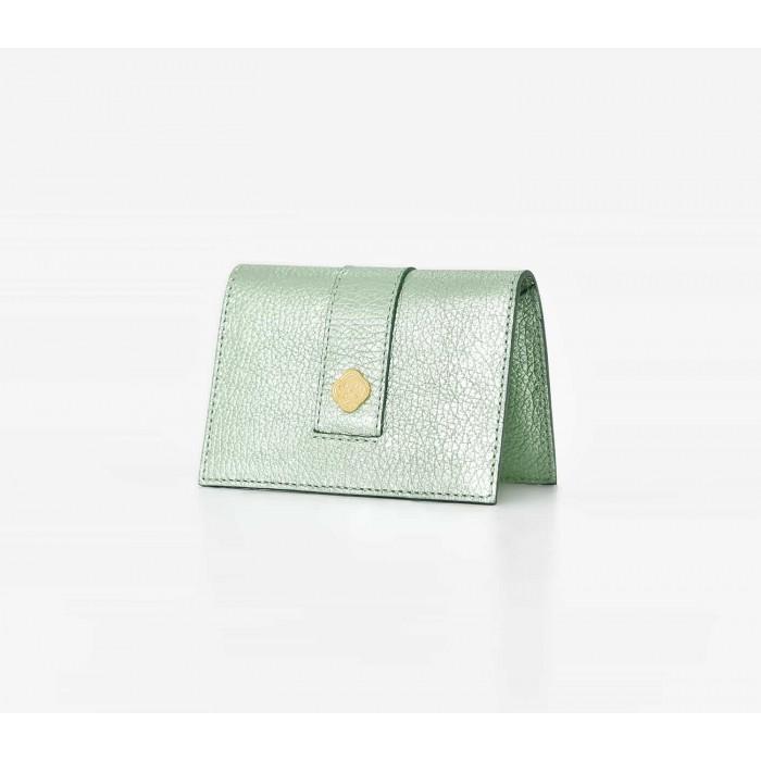 Cardholder SPL - Metallic Green