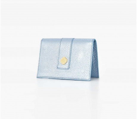 Cardholder SPL - Metallic Ice Blue