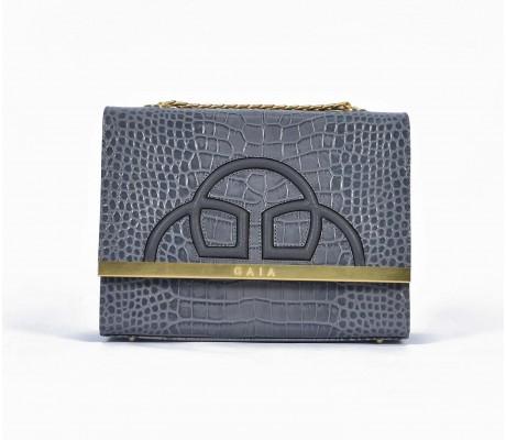 Emblem Midi - Gray
