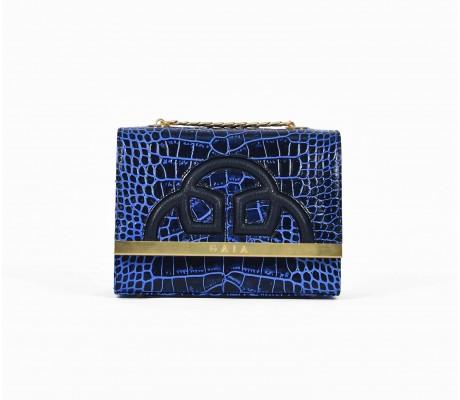 Emblem Mini - Blue Black