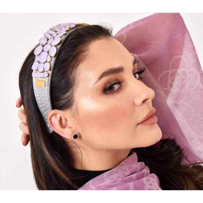 Headbands Crystal Rainbow