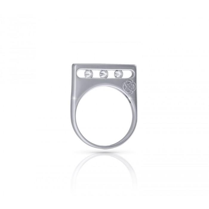 JW - Air Ring - White Gold