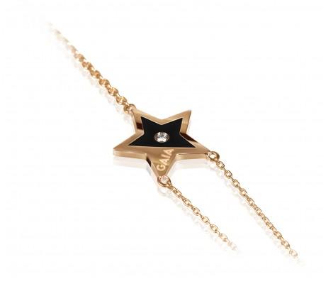 JW Constellation - Bracelet RG - Black