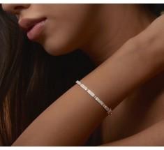 JW Diamond Exclusive Bangle - Rose Gold