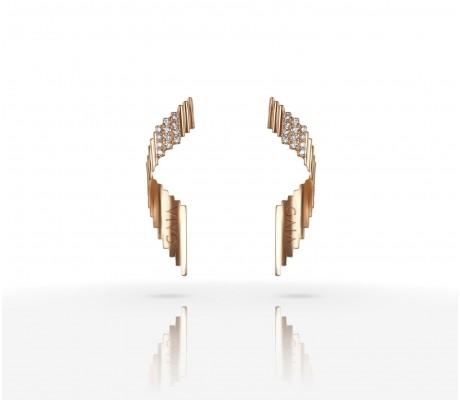 JW Eternal Passion - Earrings RG