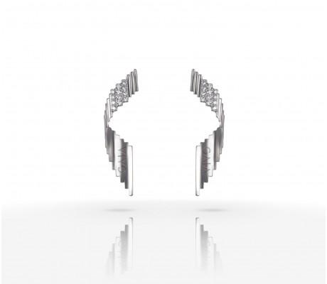 JW Eternal Passion - Earrings WG
