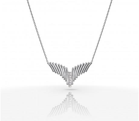 JW Eternal Passion - Necklace WG