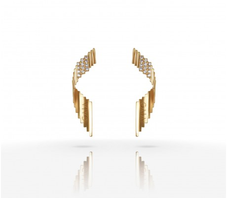 JW Eternal Passion - Earrings YG