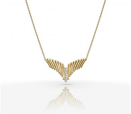 JW Eternal Passion - Necklace YG