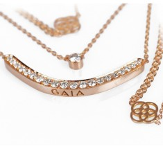 JW Joy - Necklace Rose Gold