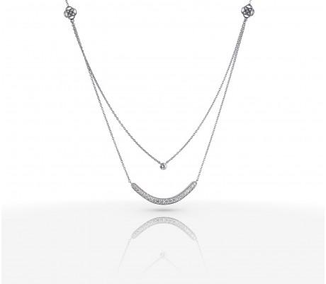 JW Joy - Necklace White Gold