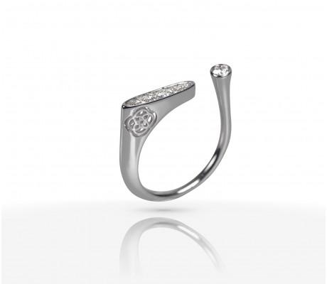 JW Joy - Ring White Gold