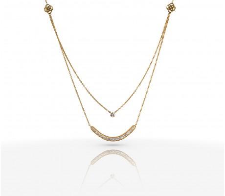 JW Joy - Necklace Yellow Gold