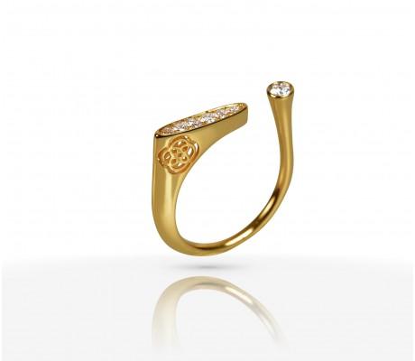 JW Joy - Ring Yellow Gold