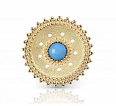 JW - Shams Earrings - Turquoise