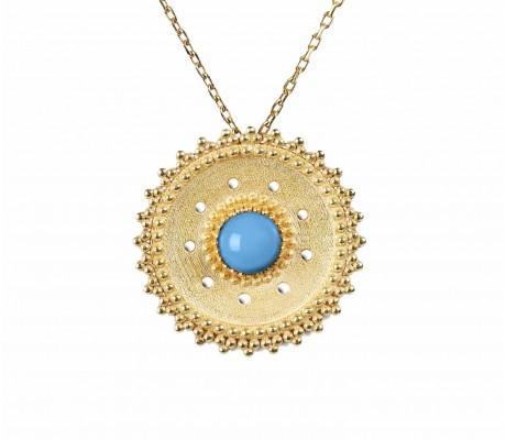 JW - Shams Necklace - Turquoise