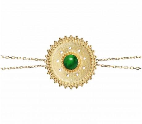 JW - Shams Bracelet - Green