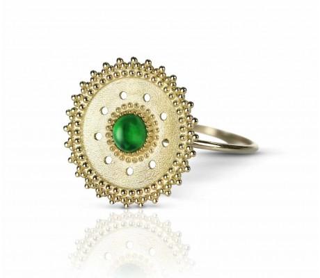 JW - Shams Ring - Green