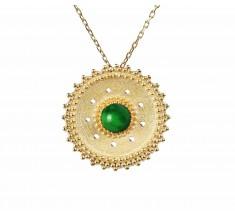 JW - Shams Necklace - Green