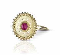 JW - Shams Ring - Pink