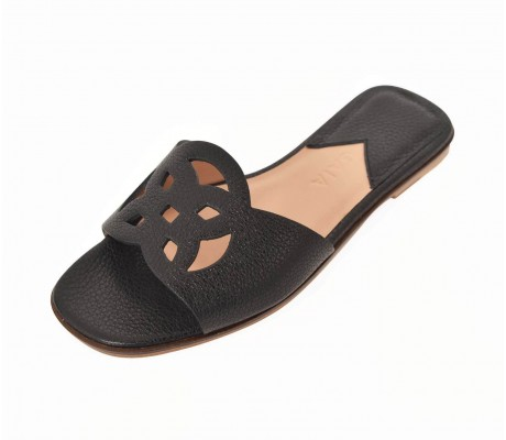 Lock Collection Shoes - Black