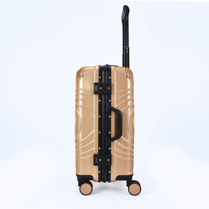Carry On Luggage - Gold