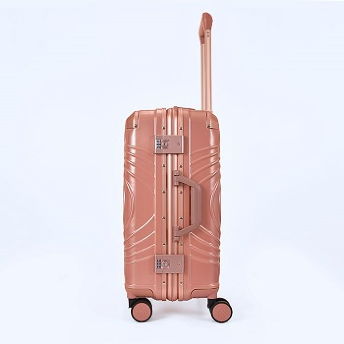 Carry On Luggage - Pink