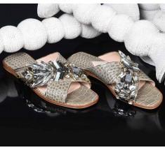 M Shoes - Beige
