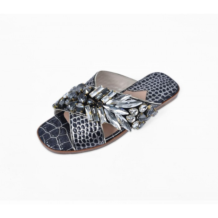 M Shoes - Black and Ancien