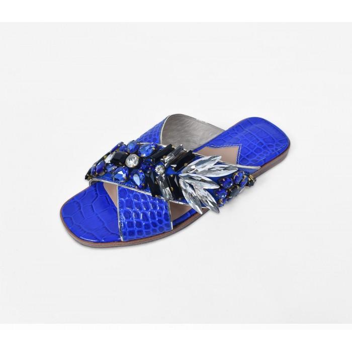 M Shoes - Blue
