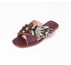 M Shoes - Burgundy