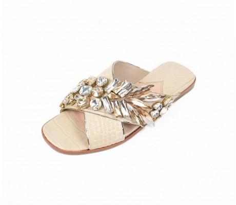M Shoes - Cream Beige