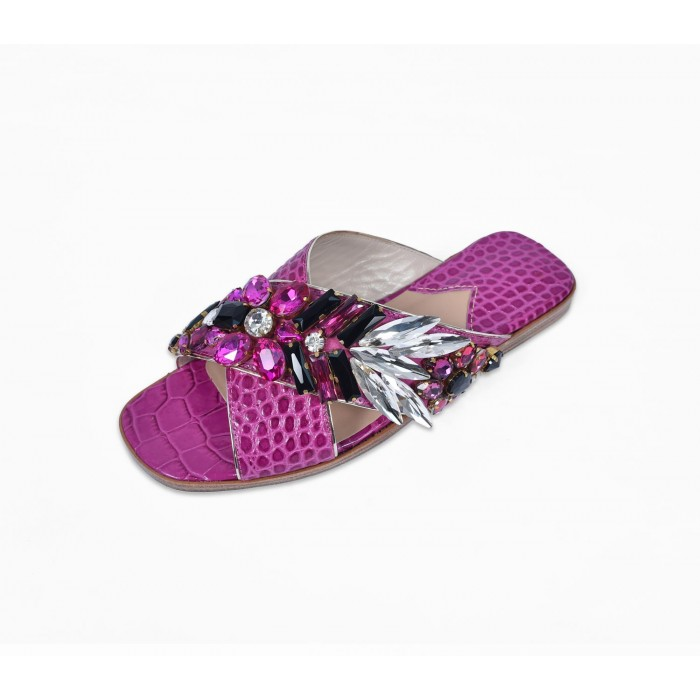 M Shoes - Fuchsia