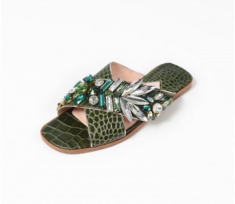 M Shoes - Green