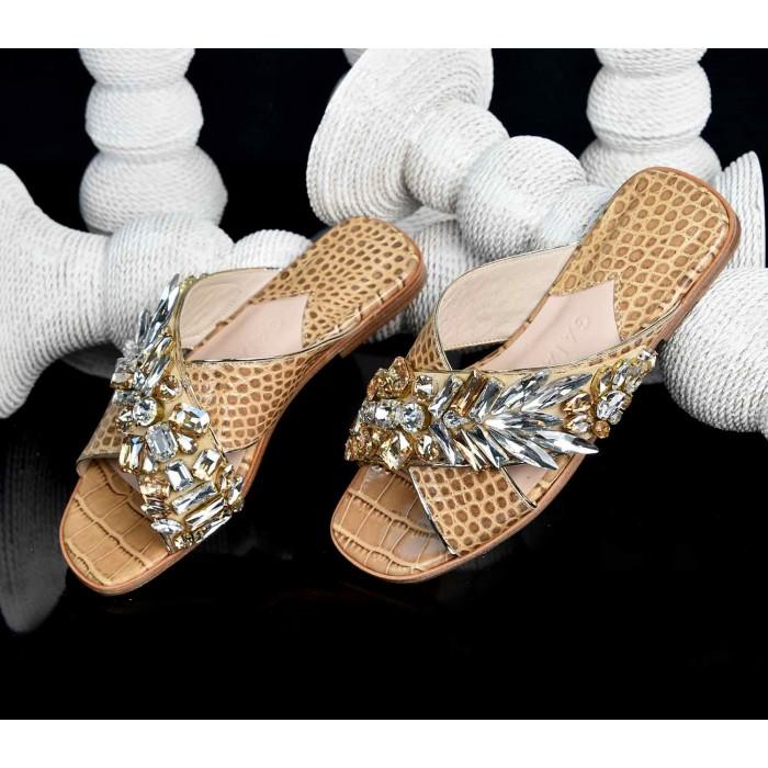 M Shoes - Vintage Beige