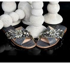 M Shoes - Vintage Gray