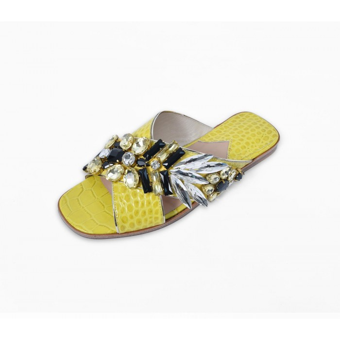 M Shoes - Yellow