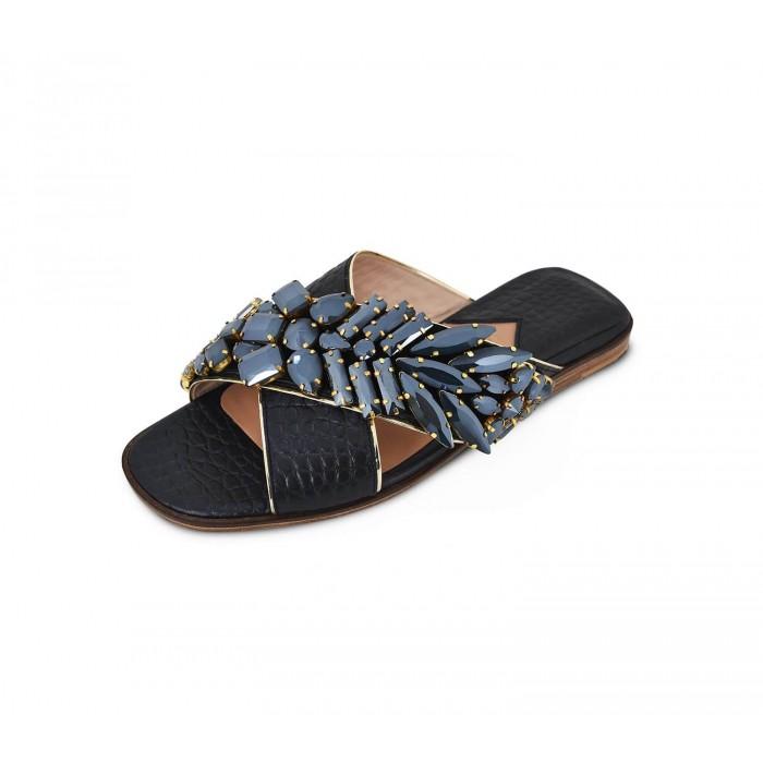 M Shoes - Nacre Black