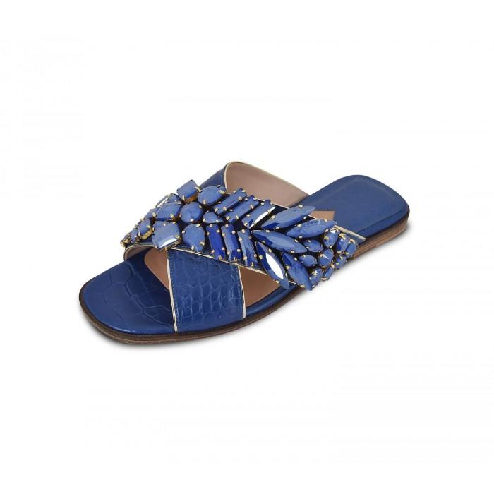 M Shoes - Nacre Dark Blue