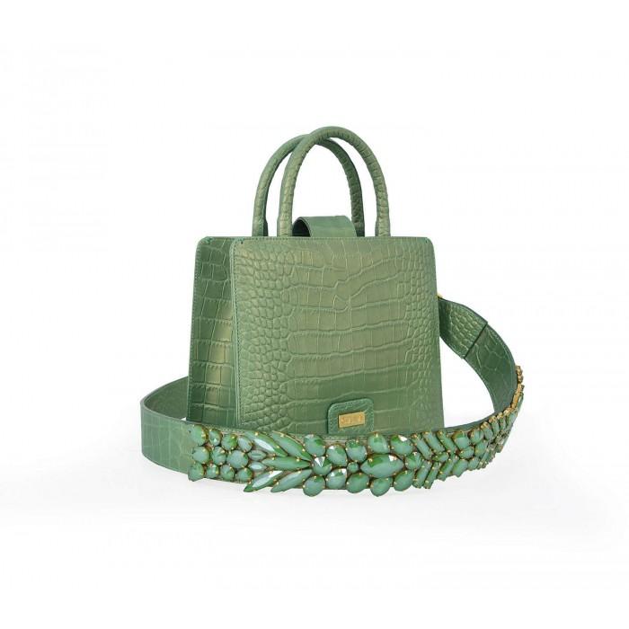 M Midi - Nacre Green