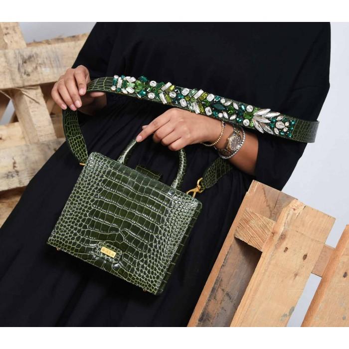 M Midi - Olive Green