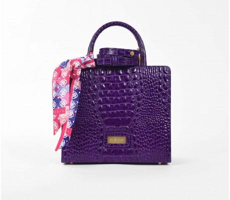 Midi Shiny: Purple
