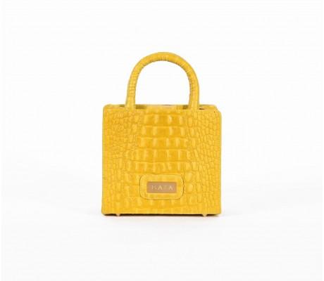 Mini Matte: Yellow