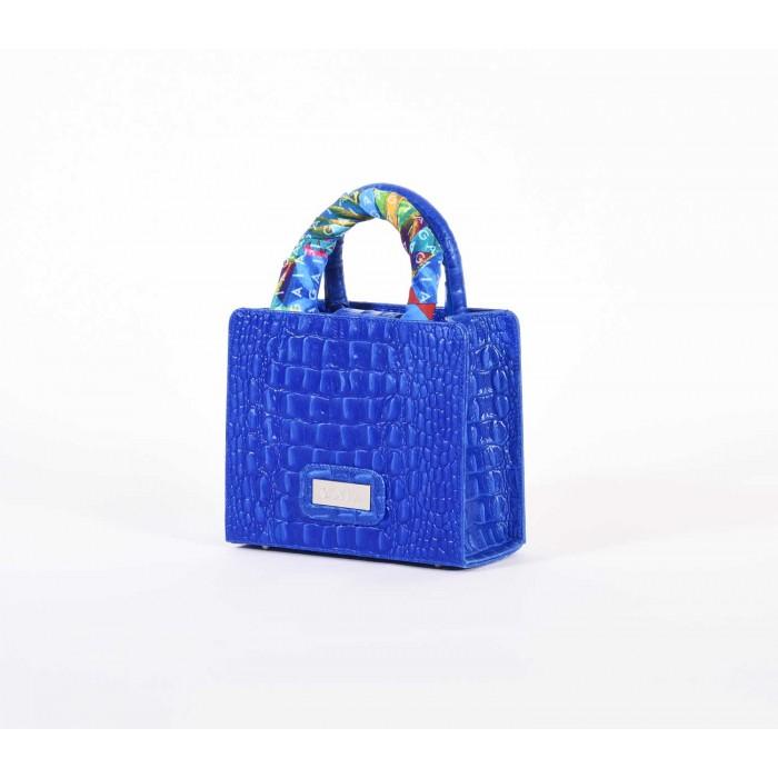 Mini Matte: Blue Gitane