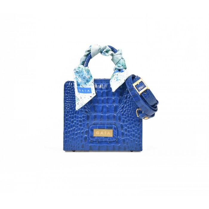 Mini Shiny: Blue Gitane