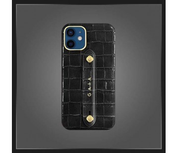iPhone 12 Mini - Croco Black