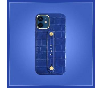 iPhone 12 Mini - Croco Blue