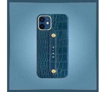 iPhone 12 Mini - Croco Teal