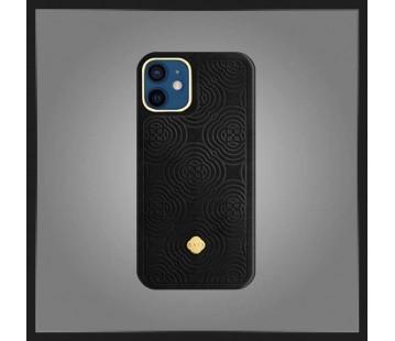 iPhone 12 Mini - Debossing Black